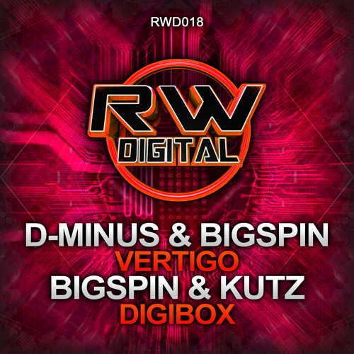 RWD018-02 - Bigspin & Kutz -Digibox . (OUT NOW)