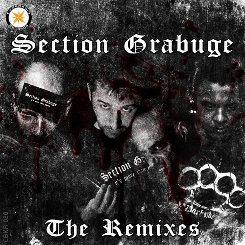 CBKR020 Section Grabuge - Play It Fucking Loud !! (The Punisher Remix)
