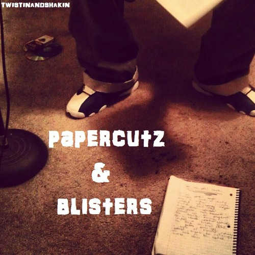 PaperCutz & Blisters. L.o.s.t. The Mexiking and Jay Luck