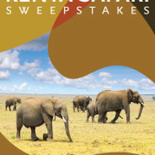 #SupportKCRW and win the Kenya Safari Sweeps - Quick Overview