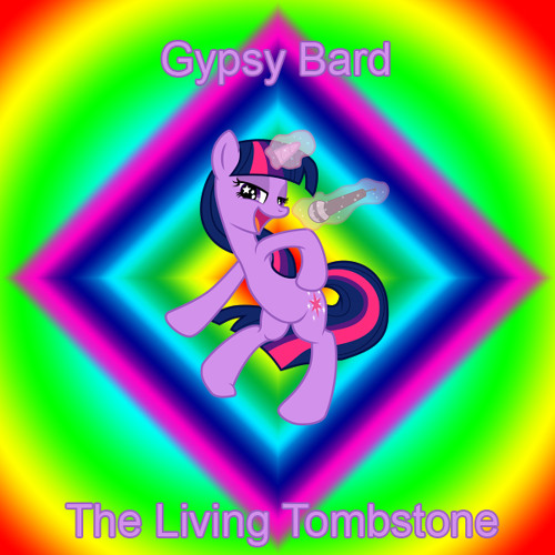 The Living Tombstone   Gypsy Bard [extended remix]