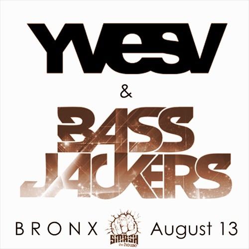 Bassjackers Ft Yves V-Bronx (Original Mix) Vs Axwell - I Found U (Acapella) By Smarty® Mashup