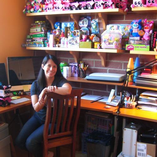 Elaine de la Mata, freelance toy designer: #Radiostory by @Audreyqq