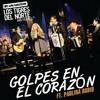 Golpes En El Corazón (Producciones Gio) Los Tigres Del Norte Ft Paulina Rubio Portada del disco
