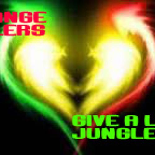Strange Rollers - Give A Little Jungle Dub