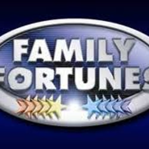 FAMILY FORTUNES - ITV. (Produced by Alexander / Darlow)