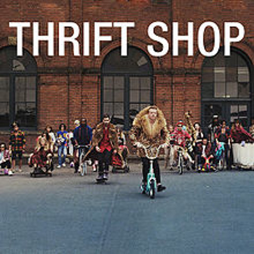 Thrift Shop - Macklemore & ryan lewis & Dr Dre (Chris B Edit 128-100bpm)