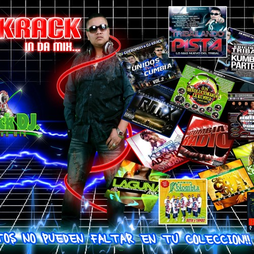DJ KRACK - CORRIDOS SUPER MINI MIX
