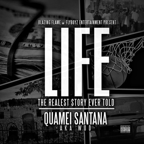 THE DISTANT- QUAMEI SANTANA FEATURING LUCK B