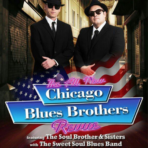 Give me some lovin' - Chicago Blues Brothers
