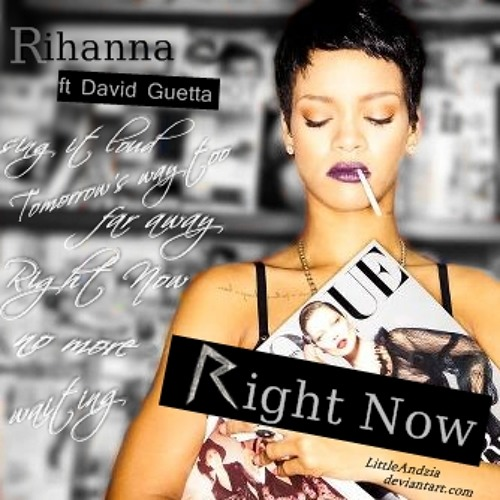 Ri.H.A.N.N.A- RIGHT NOW - ARON& TANNURI -DOWNLOAD LINK