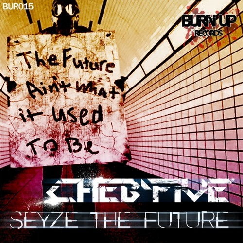 Cheb'Five 'Seize The Future' (FatFolk Remix) [Burn Up Records]