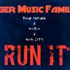 BuG Mega ft D-Boi & Kid City - Run It! prod by BuG Mega (master)