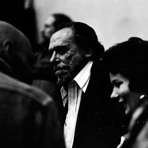 'Raw With Love' (Take Two) a poem by Charles Bukowski, read by RM.
