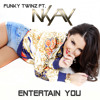 Funky Twinz Ft. N.Kay - Entertain You