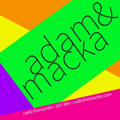 Supersonic Sax Machine Intro (The Adam and Macka Show)