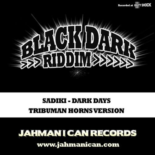 Black Dark riddim