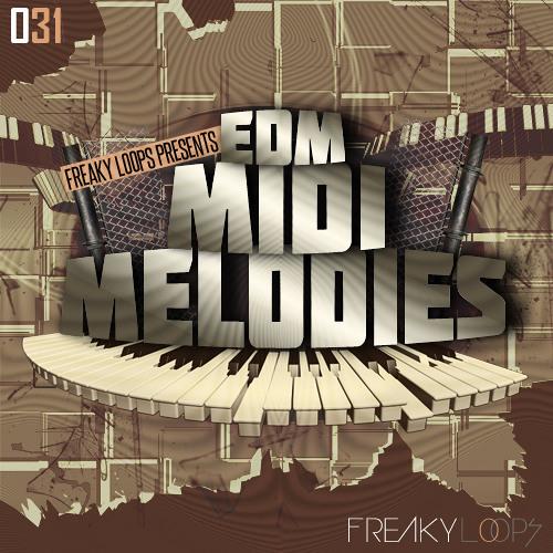 FL031 - EDM Midi Melodies Sample Pack Demo