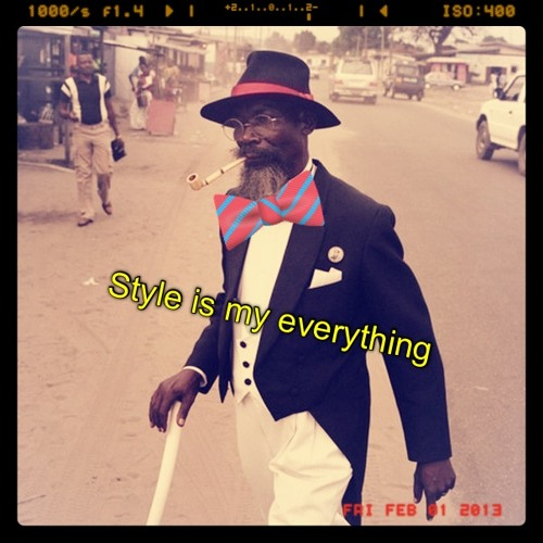 Style is my everything