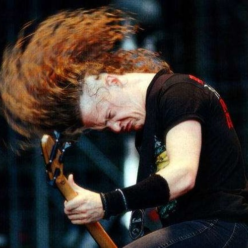 Jason Newsted where you at