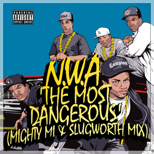 MOOMBAHTRAP | N.W.A. - The Most Dangerous (Mighty Mi & Slugworth Remix)