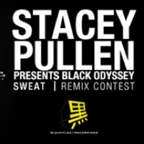 Stacey Pullen - Sweat (Justin Ringham's Dark & Sweaty Remix)