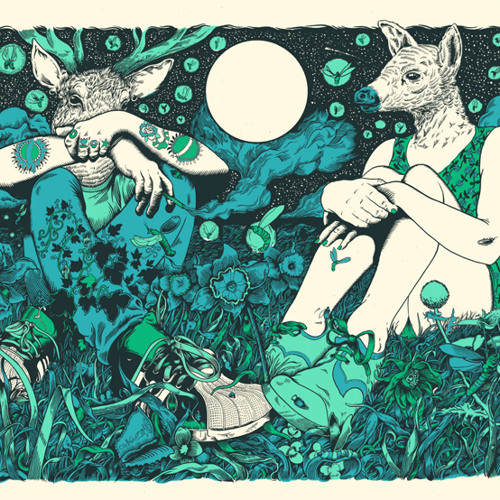 Two Deers (Birdview Crew)