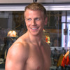ABC's Bachelor Sean Lowe Talks Crazy Chicks & Takes His Shirt Off In Studio