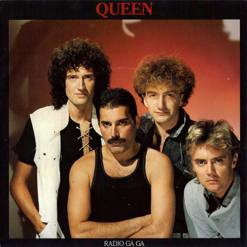 Radio Ga Ga (Queen Cover) (2013)