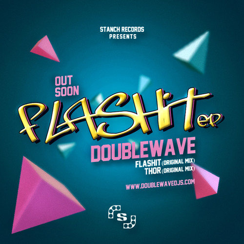 Doublewave - Flashit - Stanch Records / cut