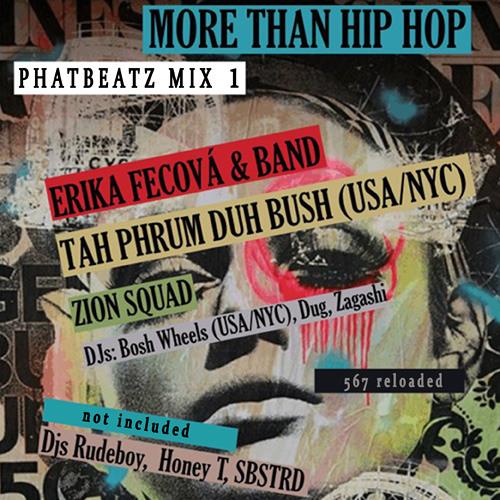 More Than Hip Hop Mix 1. (2013) ѽ