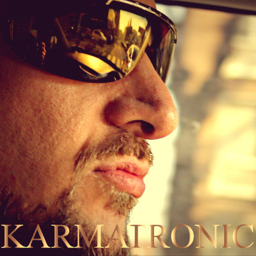 Karmatronic - Cant Stop ( radio edit )