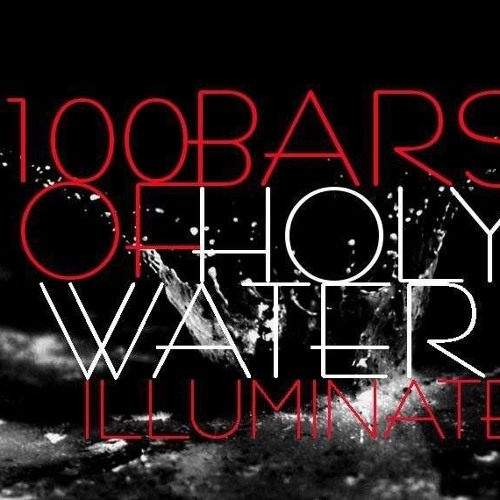 100 Bars Of Holy Water