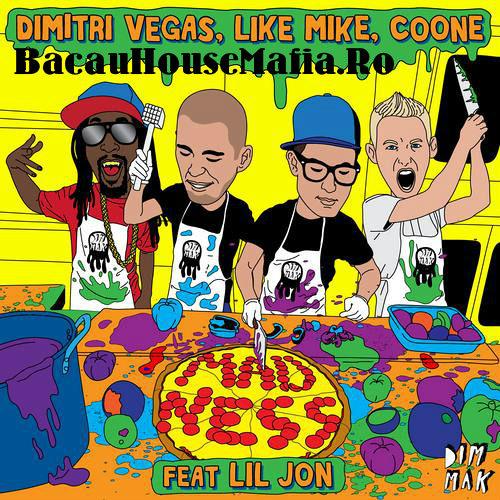 Dimitri Vegas & Like Mike, Coone, & Lil Jon - Madness (Oh Snap!! Remix)