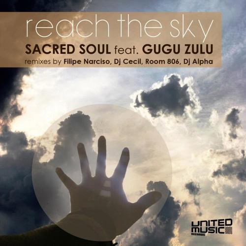 UMR 0038 Sacred Soul - Reach The Sky EP