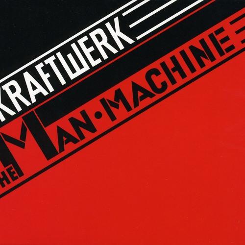 The Man-Machine (cover)