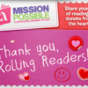 Mission Possible—Brad Paisley and Carrie Underwood Supporting Rolling Readers