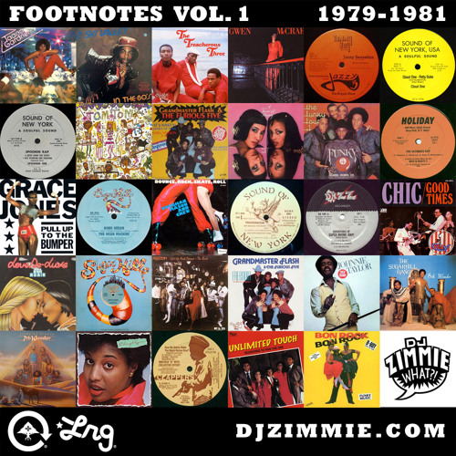 DJ Zimmie, footnotes, volume 1. Real classics.