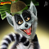 Julien Gold - I'm The Hot Chip (King Julien from madagascar)