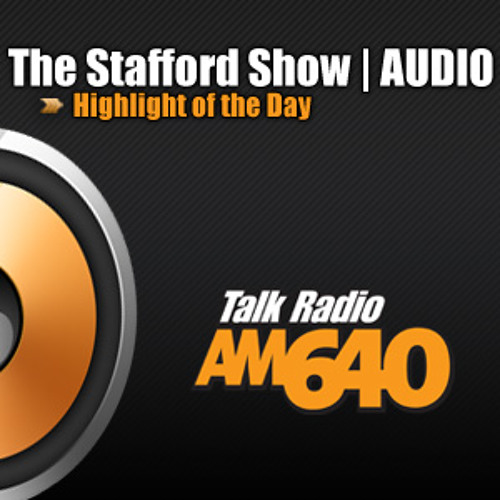 Stafford - The Easiest Job EVER! - Friday, Feb 1st 2013