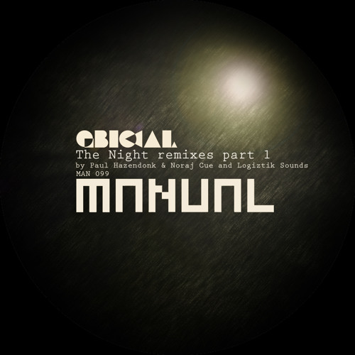 Qbical - Rise (Paul Hazendonk & Noraj Cue Remix) [Manual Music] pre-listen