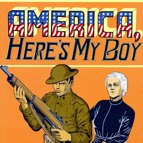 America Here's My Boy - {Beck Song Reader}