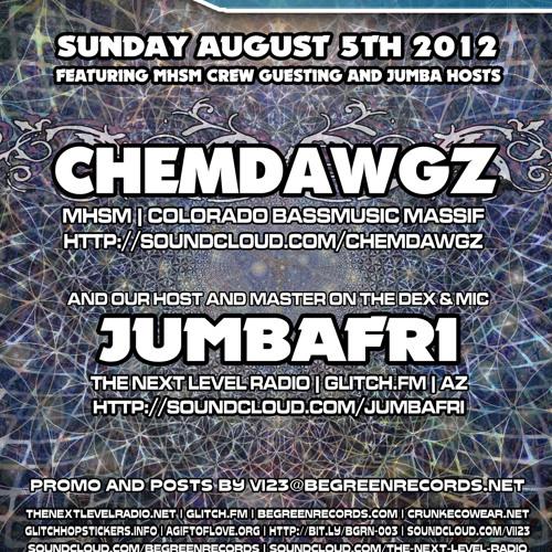 ChemDawgz Glitch.FM Mix 2012 Free DL
