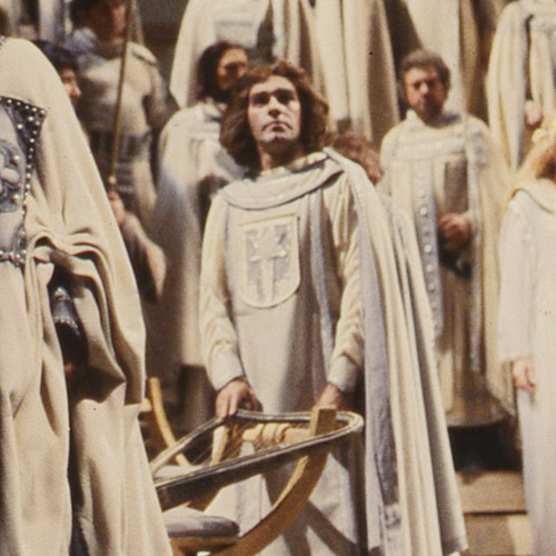 """Seattle Opera """"Countdown to the 50th!"""" 1984 Dale Duesing in TANNHAÜSER"""