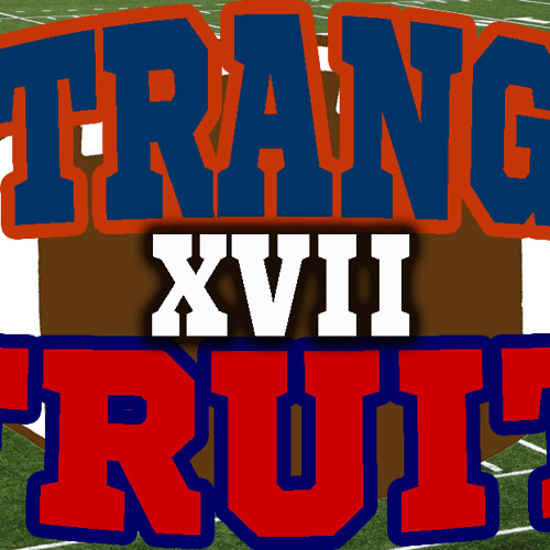 Strange Fruit #17: It's the Super Strange Fruit Bowl, Featuring Wade Davis!