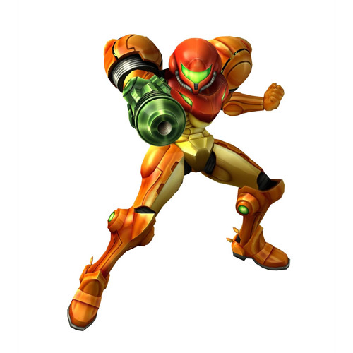 Super Smash Bros. | Enter Samus (Rap/Hip-Hop Beat) | @MrSmoothBeatz