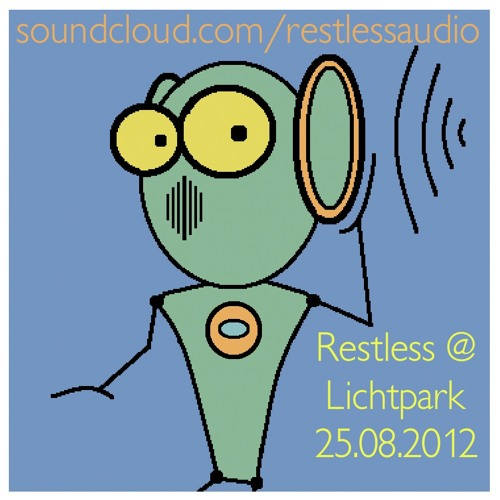 Restlessaudio On Impulse @ Lichtpark Berlin - 25.08.12