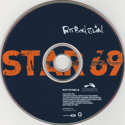Fatboy Slim - Star 69 (DJ Erasmo Altimeri BRazil RMX)