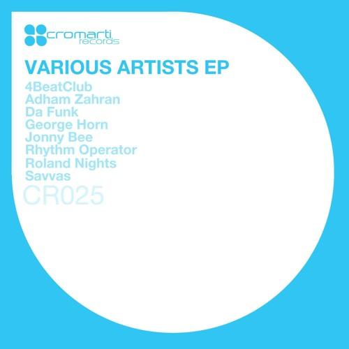 Adham Zahran - Organ Track (Original Mix) [128kbps]