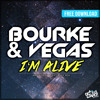 **EXCLUSIVE FREE DOWNLOAD** I'm Alive - Kyle Bourke & Rob Vegas (Radio Edit)